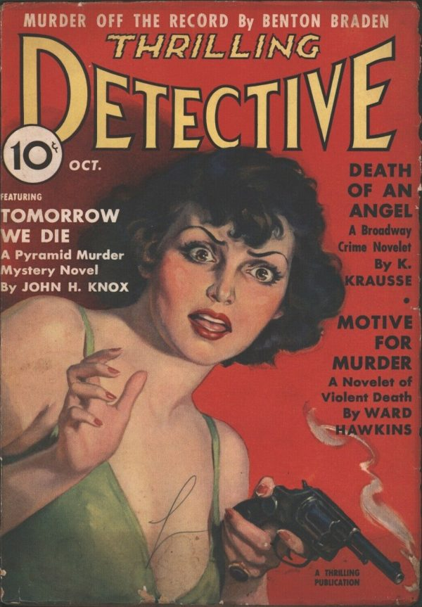 Thrilling Detective 1938 October