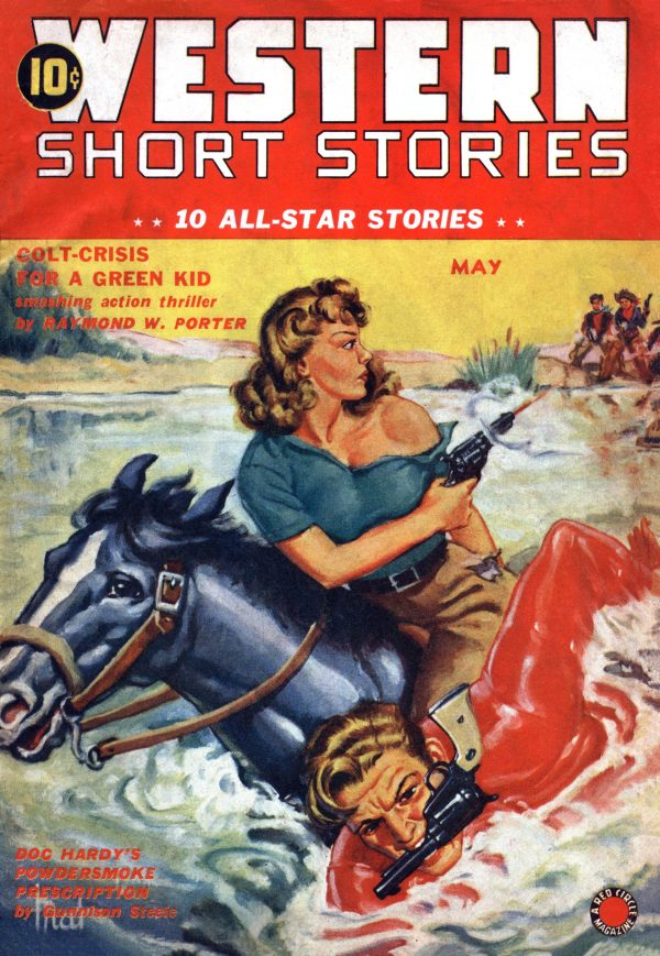 Western Short Stories May 1942