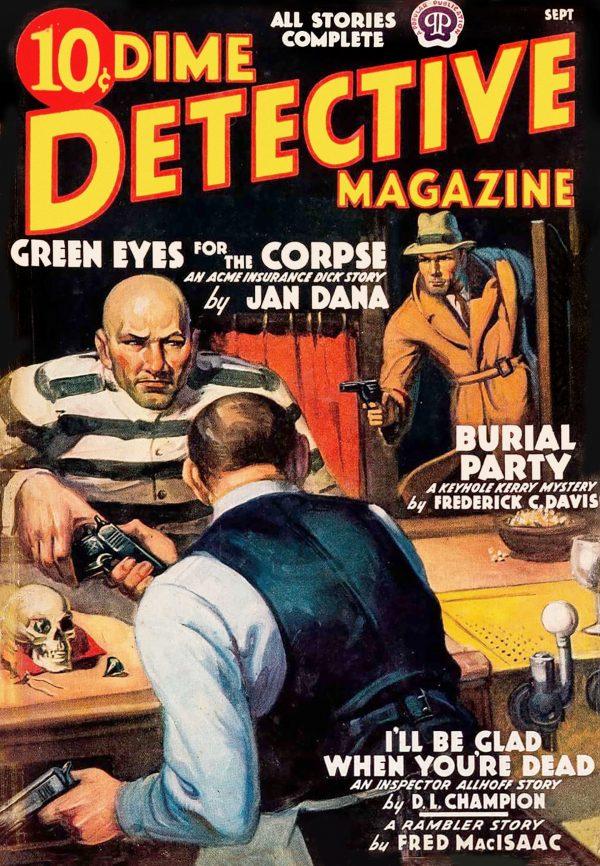 Dime Detective September 1938