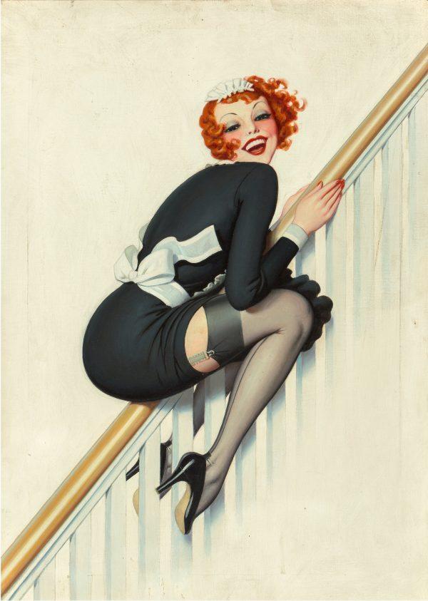 Film Fun cover, May 1936