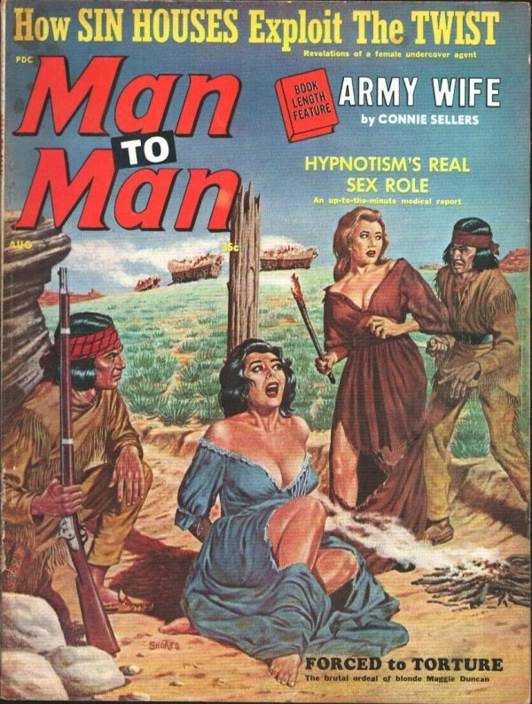 Man to Man August 1962