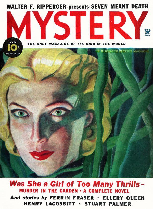 Mystery October 1934