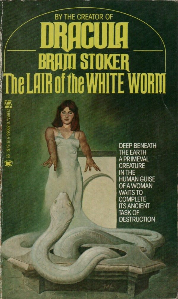 The Lair of the White Worm Zebra 1979