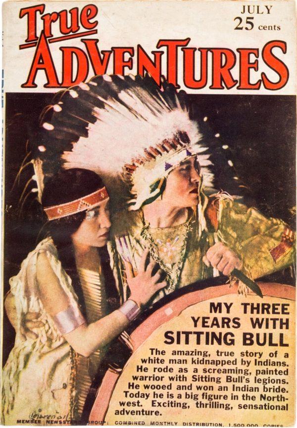 True Adventures July 1925