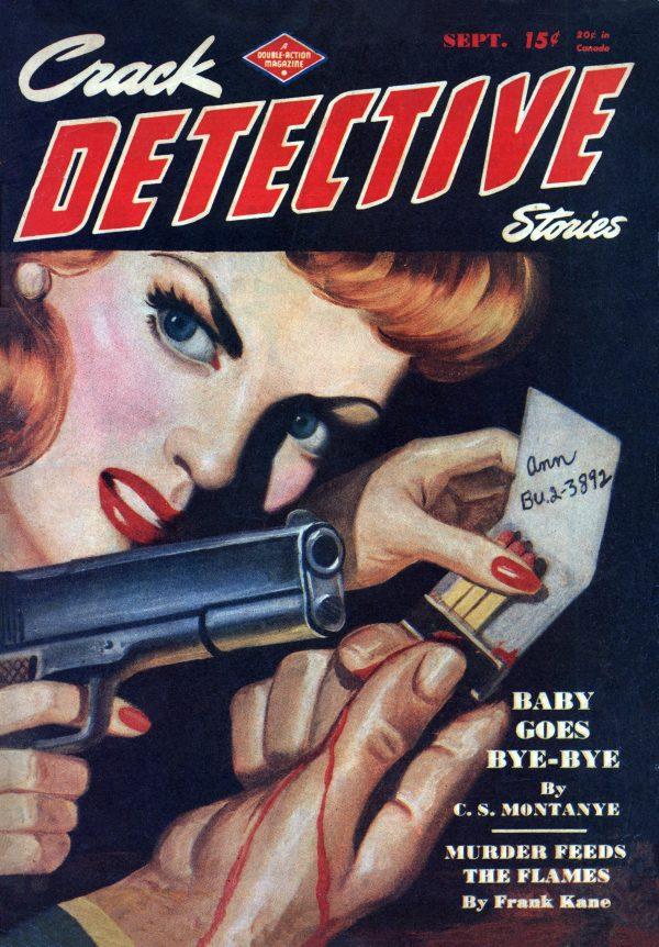 Crack Detective Stories September 1946