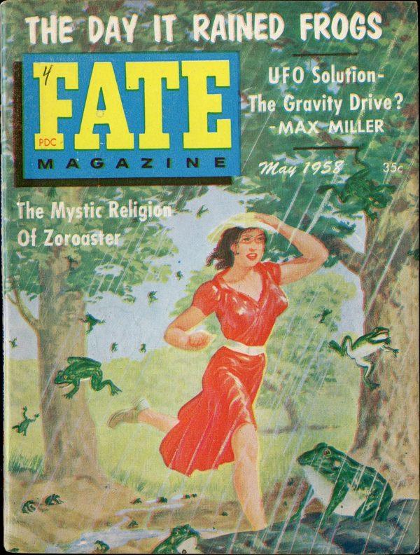 Fate Magazine - May, 1958