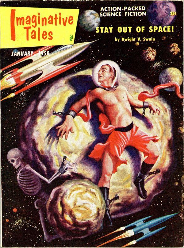 Imaginative Tales January 1958