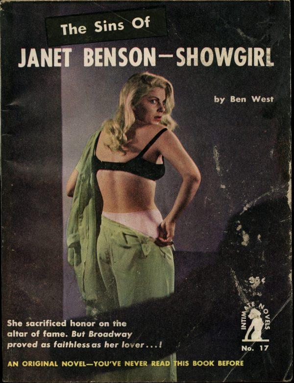 Intimate Novel - No 17 1952