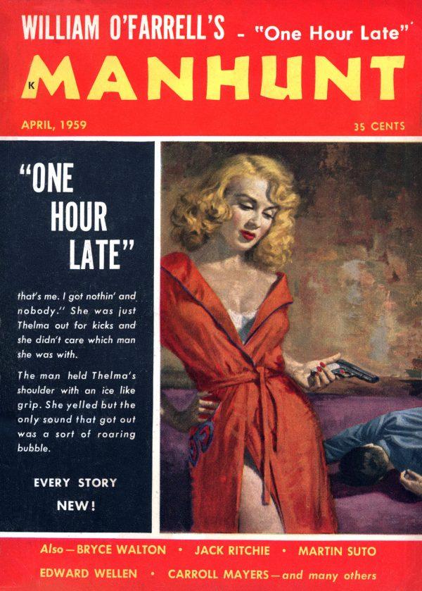 Manhunt April 1959