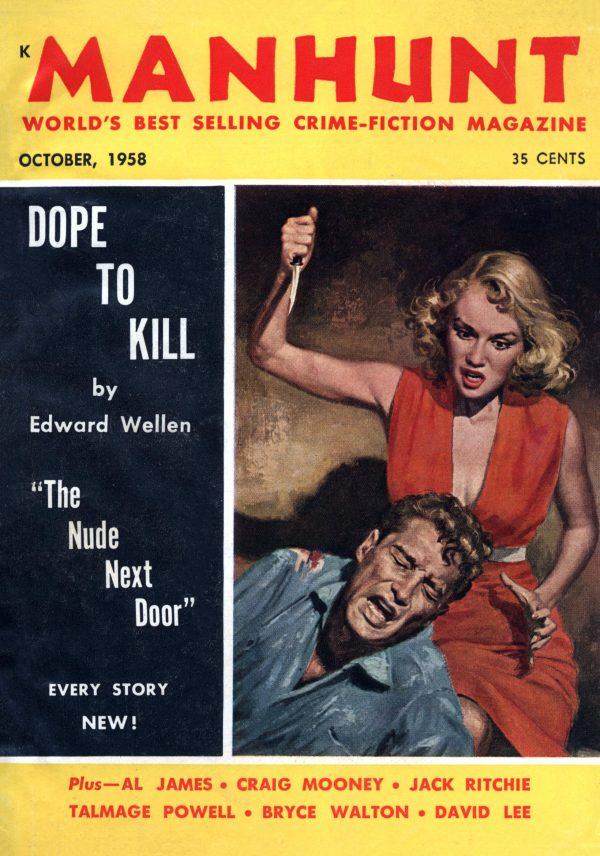 Manhunt October 1958