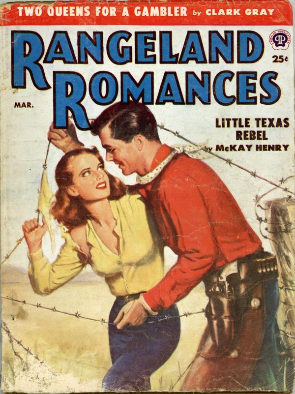 March 1953 Rangeland Romances