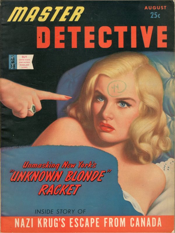 Master Detective August 1942
