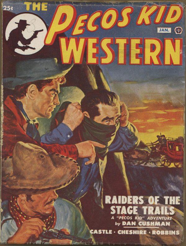 Pecos Kid Western January 1951