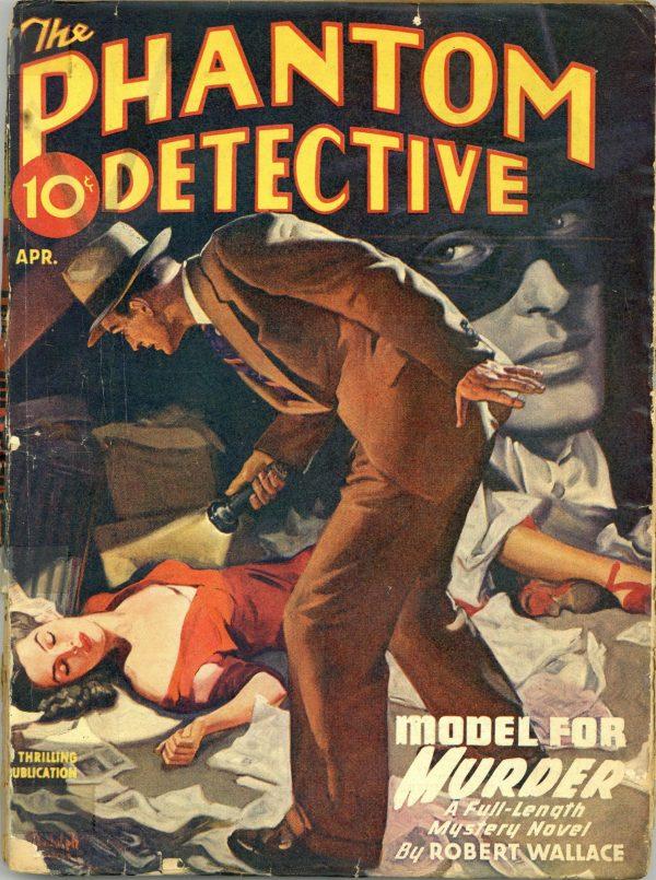 Phantom Detective April 1945