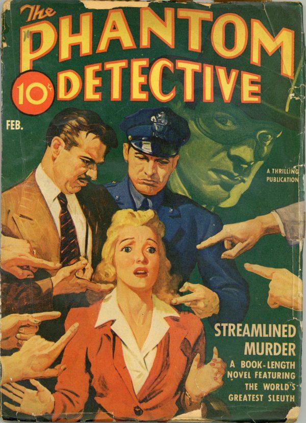 Phantom Detective February 1942