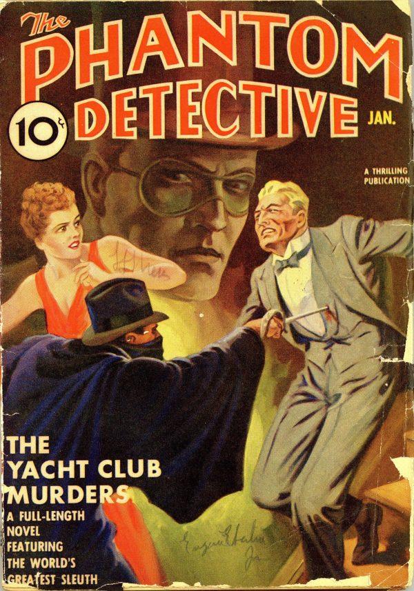 Phantom Detective January 1939