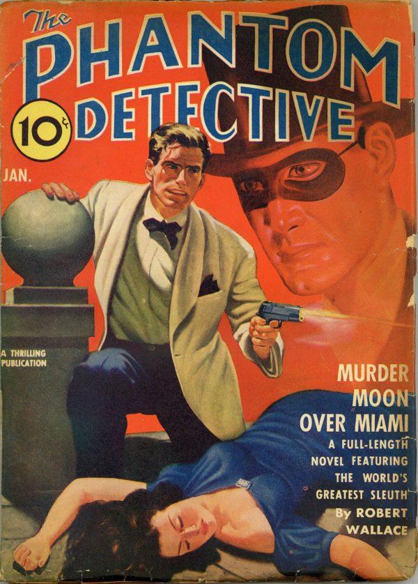Phantom Detective January 1942