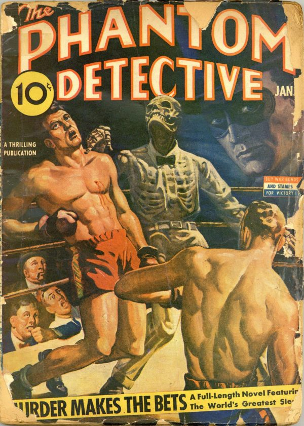 Phantom Detective January 1943