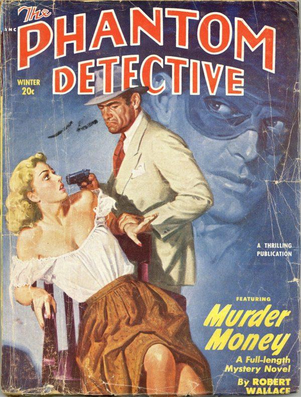 Phantom Detective January 1951