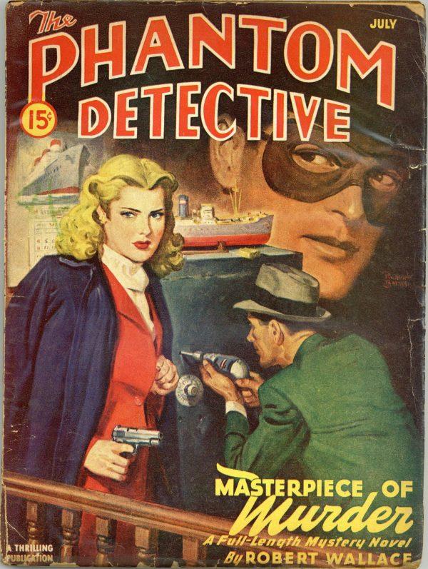 Phantom Detective July 1947