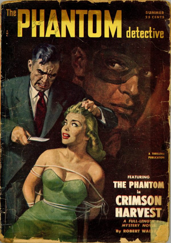 Phantom Detective July 1951