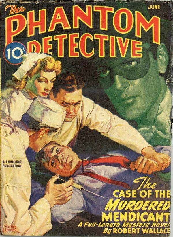 Phantom Detective June 1946