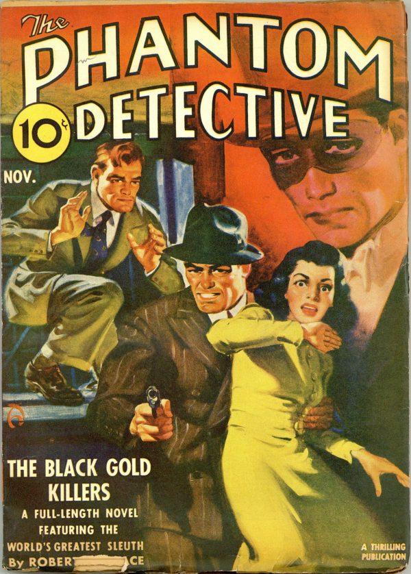 Phantom Detective November 1941