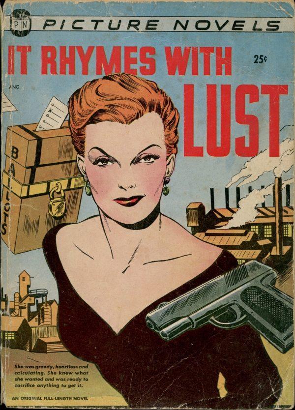 Picture Novels 1950