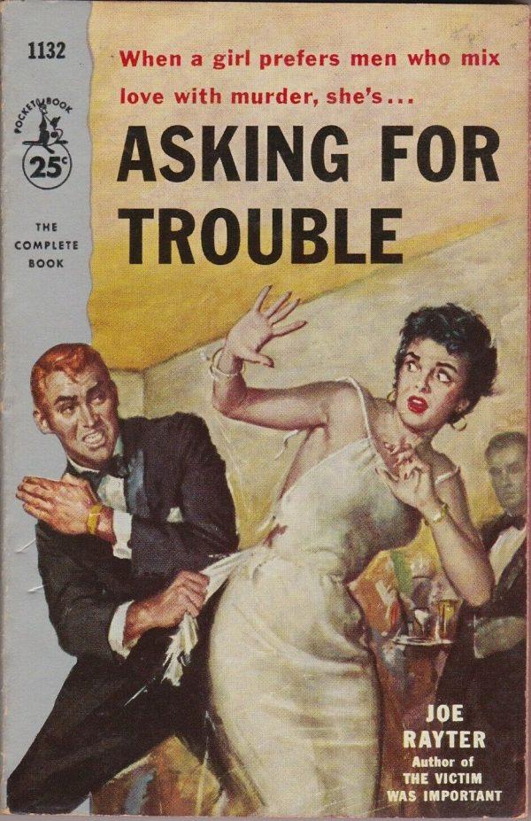 Pocket Books #1132 1956