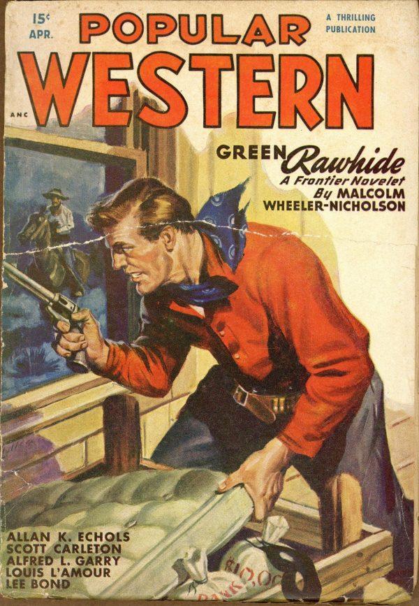 Popular Western April 1946