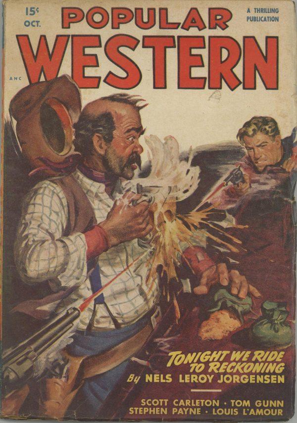 Popular Western October 1947