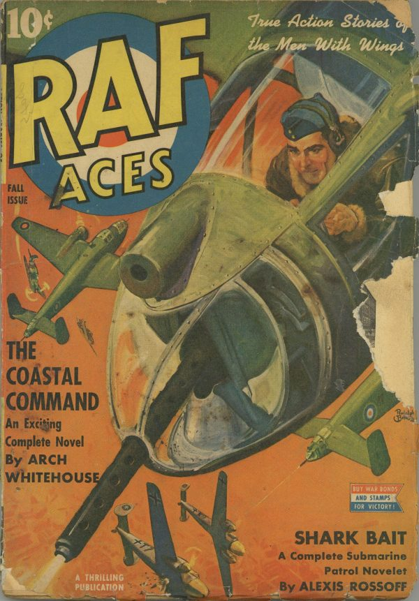 RAF Aces Fall 1942