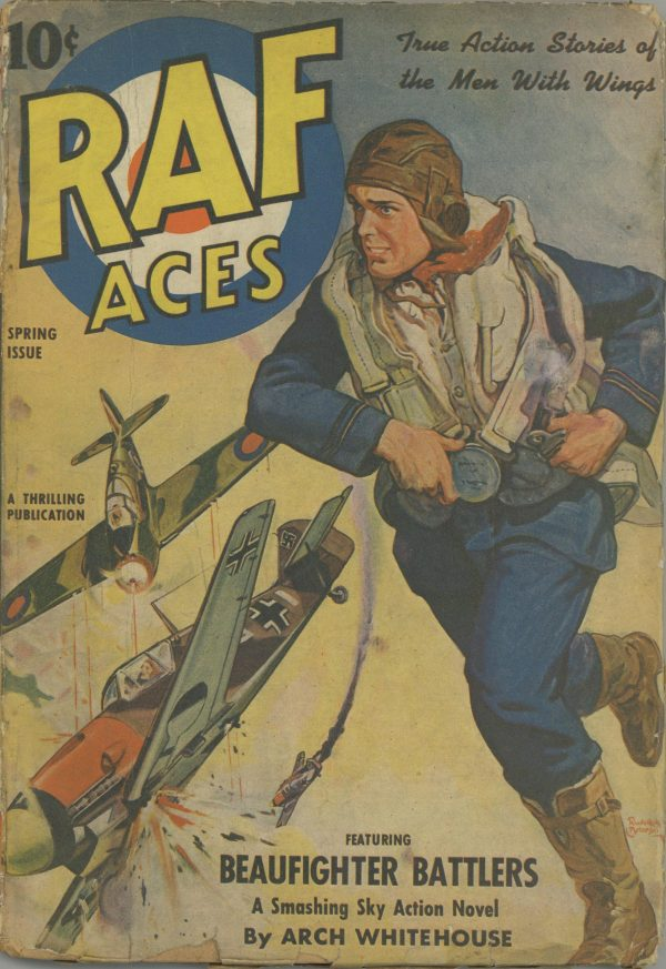 RAF Aces Spring 1942