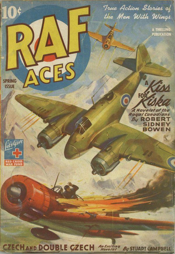 RAF Aces Spring 1944