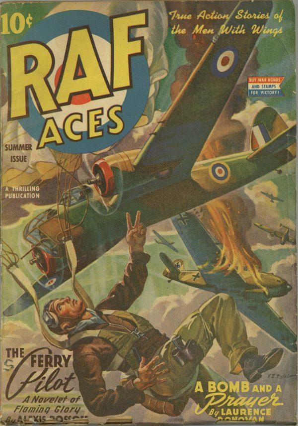 RAF Aces Summer 1943