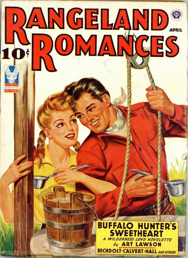 Rangeland Romances April 1943