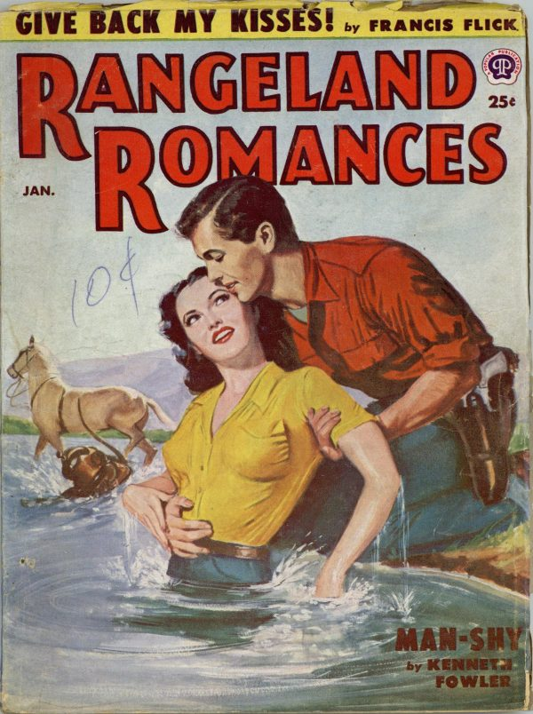 Rangeland Romances January 1953