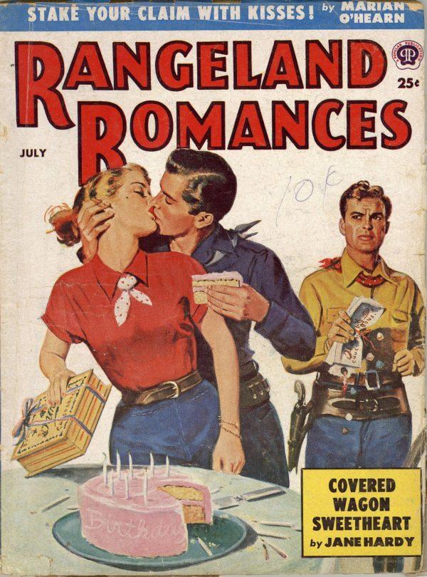 Rangeland Romances July 1953