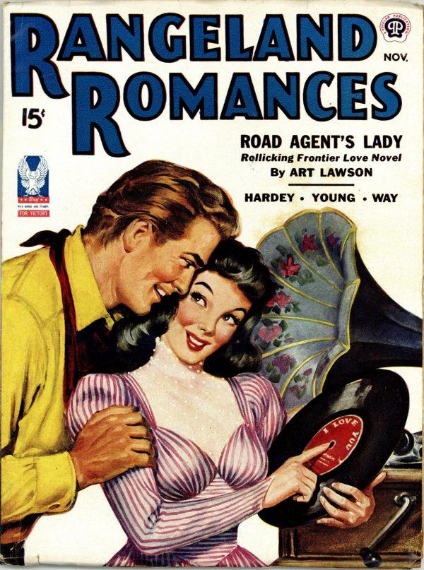 Rangeland Romances November 1944