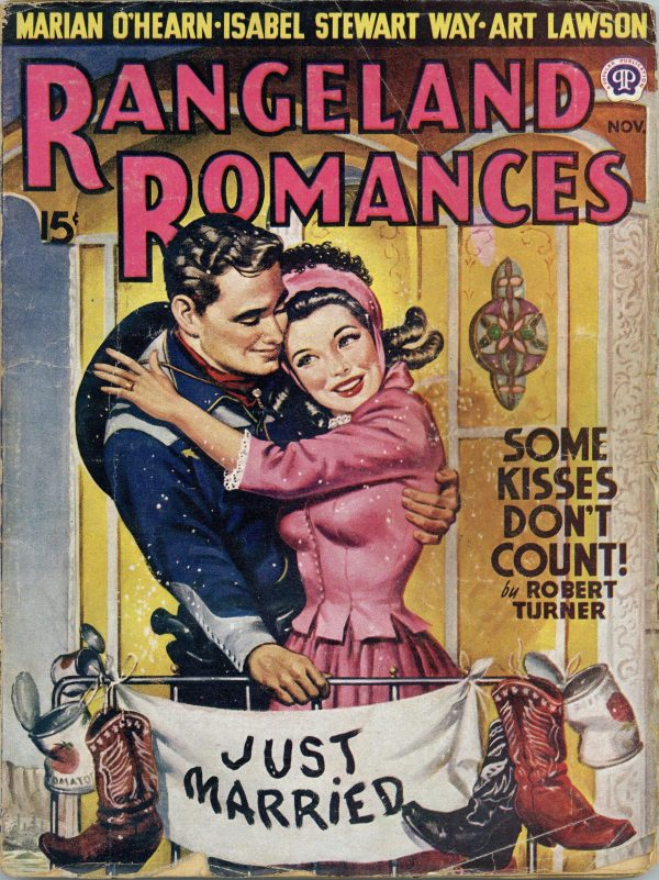 Rangeland Romances November 1947