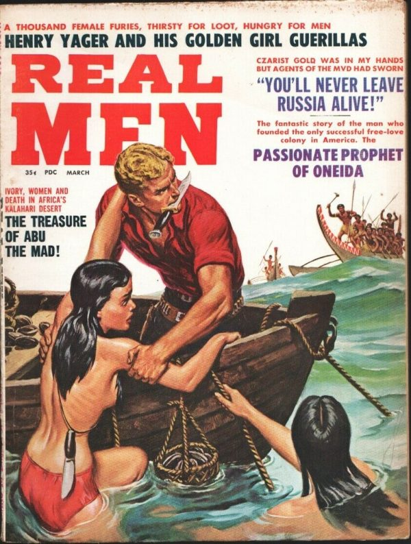 Real Men March 1960