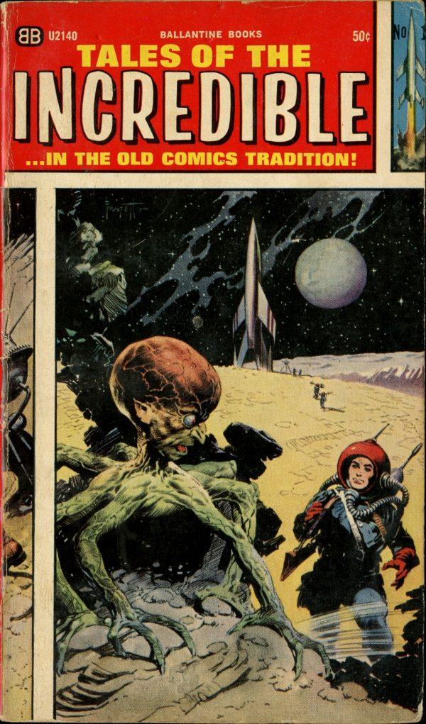 Tales of the Incredible U2140 1965