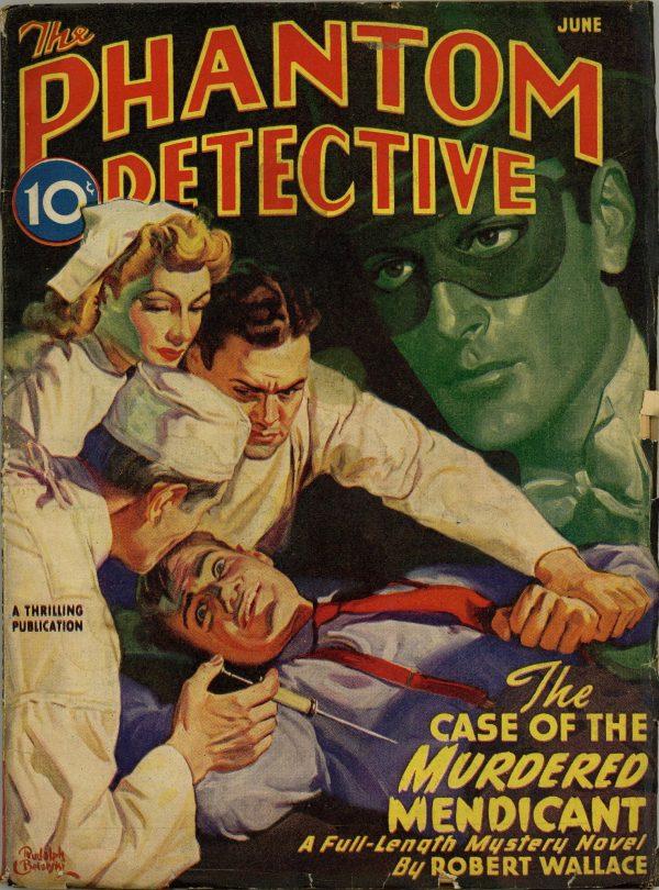 The Phantom Detective June 1946