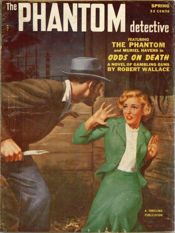 The Phantom Detective Spring 1953