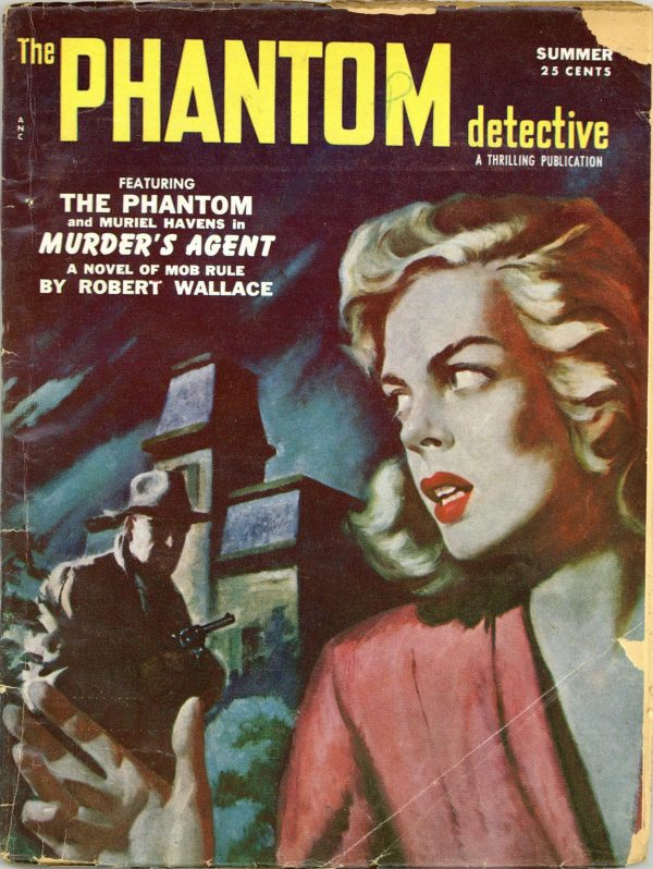 The Phantom Detective Summer 1953