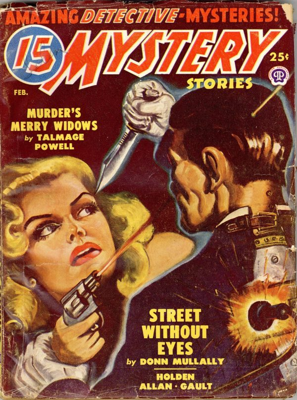 15 Mystery Stories February 1950