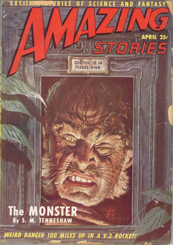 Amazing Stories April 1949