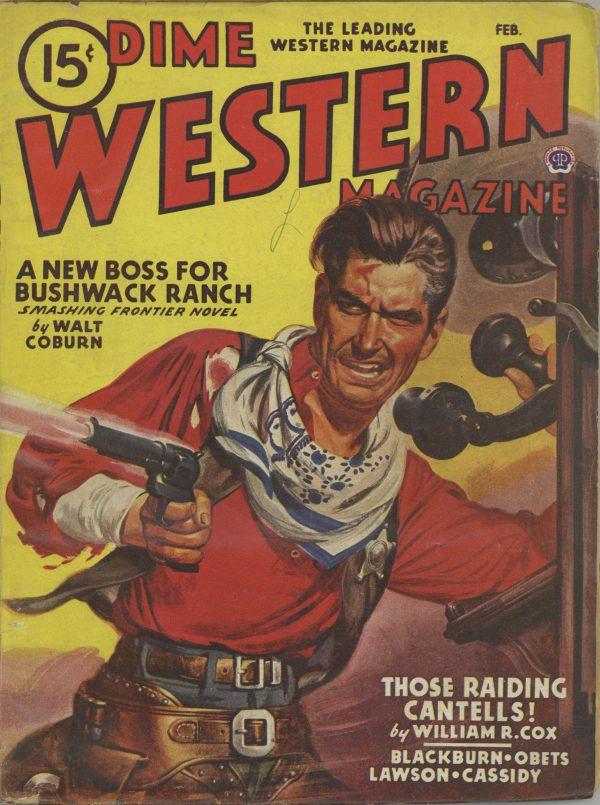 Dime Western February 1946
