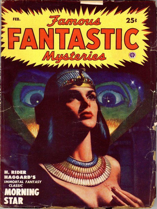 Famous Fantastic Mysteries February 1950