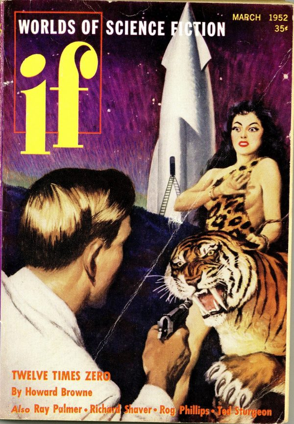 If Worlds of Science Fiction March 1952